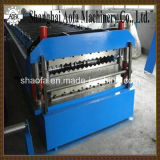 Big Power Color Steel Panneau de toit ondulé Roll formant des machines