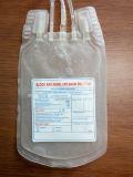 De medische Beschikbare Zak van het Bloed van pvc voor het Gebruik van het Ziekenhuis