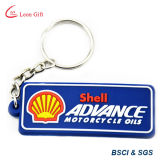 Factory Custom Wholesale Promotion Rubber PVC Keychain