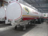 3axle 37000L жидкостный химически топливозаправщика трейлер Semi