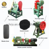 Pneu de déchets Cracker Mill/machine de recyclage des pneus usagés/concasseur de caoutchouc Mill Machine