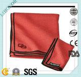 Neue Art fertigen Gymnastik-Tuch Microfiber Sport-Reinigungs-Tuch kundenspezifisch an