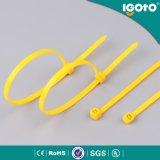 IgotoのセリウムのRoHS UL SGSの公認の耐久のナイロンループ有線結着