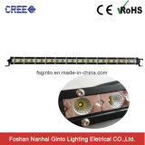"Hot Selling 3W CREE Single Row Offroad LED Light Bar 7.3 ""/ 20"" / 30 ""/ 50inch"