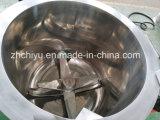 Mezclador vertical del PVC del acero inoxidable de la alta calidad en industria plástica