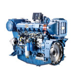 Qualitäts-Marinehauptmotoren Weichai Wd618. Dieselmotor C-17