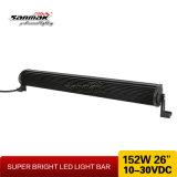 """una barra chiara di 26 """" 152W LED con il fascio combinato di riga della miscela"""