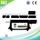 Máquina de impresión plana UV de la impresora para el cuero de cristal de madera