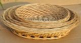 Cesta de mimbre hecha a mano del almacenaje con respetuoso del medio ambiente (BC-ST1210)