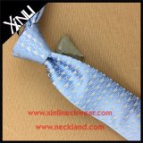 Uomini scarni tessuti di seta 2017 dei legami di modo di 100%