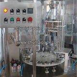 プレキシガラスカバー回転式コップの詰物およびシーリング機械