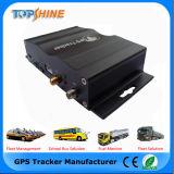 Em dois sentidos encontrar o perseguidor dobro do veículo de SIM GPS com monitoração dupla do combustível Camera/4