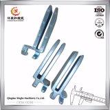 La sabbia della lega di alluminio delle parti di metallo dell'OEM Qingdao di alluminio la pressofusione