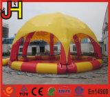 [سويمّينغ بوول] قابل للنفخ مع خيمة لأنّ عمليّة بيع