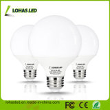 Bulbo do diodo emissor de luz do globo de G20 G25 G30 E27 9W-20W Dimmable com Ce RoHS