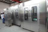 Bouteille PET automatique l'eau potable capsuleuse de remplissage de lave-glace 3 en 1 Machine d'embouteillage de l'unité