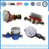 Einzelnes Strahlen-Wasser-Messinstrument für mechanisches Wasser-Messinstrument