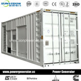 генератор 700kw Мицубиси, Containerized Genset Мицубиси
