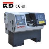Tornio utilizzato di CNC della base piana di alta precisione di Ck6130s da vendere