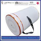 Boîte-cadeau de empaquetage de fleur ronde rigide de carton (HX-GB234)