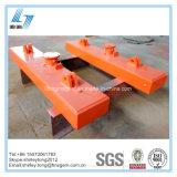 Rechteckiger Typ elektrischer Kran-Magnet für anhebende Stahlplatte