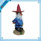 """Grand jardin Gnome tenant lampe solaire Lumière Figurine Décoration intérieure Statue 17 """"H"""