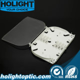 Bandeja de empalme de fibra óptica de 24 núcleos 150 * 105 * 15mm