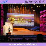 P5 a cores de tela de LED do painel da tela interior de aluguer para a publicidade (CE, RoHS, FCC, ccc)