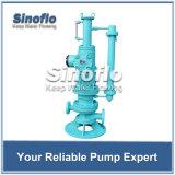 Pompa del motore inscatolata circolazione verticale dell'acqua calda