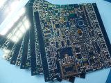 電源モジュールの青いSoldermaskの2oz PCB