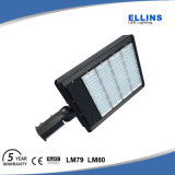 China Fabricante parede exterior Luzes de Estacionamento 200W sapato LED Light