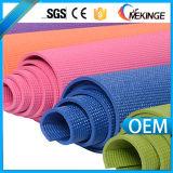 Epidemia de una sola capa Yoga Mat PVC Material de la correa Rolls