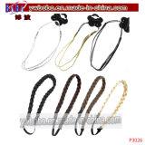 Hair Decoration Hair Band Hair jóias Headwrap Hair Elastic (P3026)