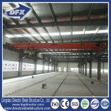La struttura d'acciaio pronta ha prefabbricato il magazzino di memoria della tettoia del magazzino