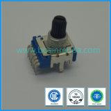 componenti di passivo di 14mm senza potenziometro rotativo B504 dell'interruttore 14mm