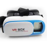 Auriculares 3D óticos de Vr da realidade virtual do OEM como dispositivos Smartphone