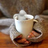Наиболее популярных рекламных оптовой силиконового герметика Руководство по ремонту чай Infuser