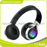 Verkaufender preiswerter heller Spitzenkopfhörer des Bluetooth Kopfhörer-LED mit Radioapparat für intelligenten Handy