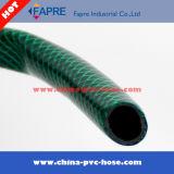 2017 Tuyau d'eau renforcé en fibre flexible en plastique PVC