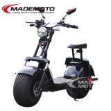 2017 más nuevo modelo 1000W/1500W Citycoco Scooter eléctrico de velocidad máxima de 50km/h para Adualt