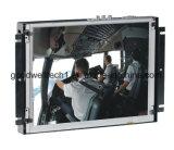 """10.2 """" breiter Bildschirm LCD-Metallgeöffneter Rahmen-Note zur industriellen Steuerung"""