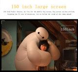 경쟁가격을%s 가진 소형 DLP 가정 극장 영사기 LED 스크린 M9 영사기