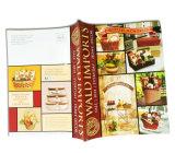 Fantastisches Customzied Kunstdruckpapier-kundenspezifisches Katalog-Drucken-Produkt-Handbuch