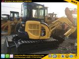 Excavador usado de KOMATSU PC55mr-2, excavador usado, excavador usado de la rueda PC55mr-2 para la venta
