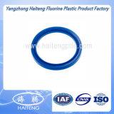 Уплотнение голубого уплотнения полиуретана цвета гидровлическое
