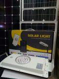 PIRセンサーが付いている1つの太陽街灯の10Wすべて