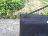 Llevar el bolso con la prueba del PVC Wather para la base del masaje del vector del masaje