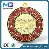 熱い販売の工場価格の安いカスタムスポーツメダル、卸し売りメダル