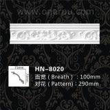 Высеканный карниз Hn-8020 PU продуктов полиуретана прессформы кроны потолка
