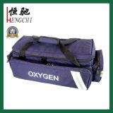Sac de premiers soins de tissu d'Oxford de qualité pour la bouteille d'oxygène